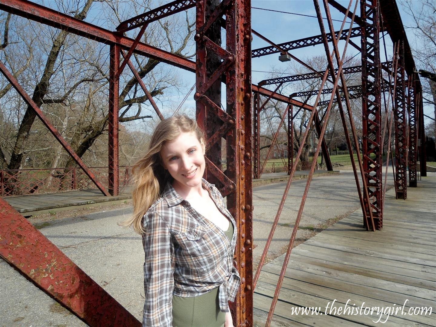 Crossing Somerset And Mercer County S Truss Bridges The