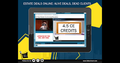 Estate Deals ONLINE: Alive Deals, Dead Clients...