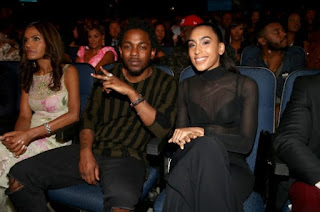 Kendrick Lamar and Wife Fiancee Whitney baby photos
