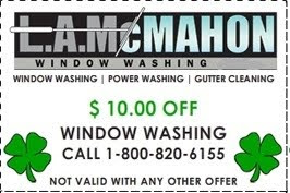 B Posted By McMahon Window Washing And Gutter Cleaning At 1203 PM