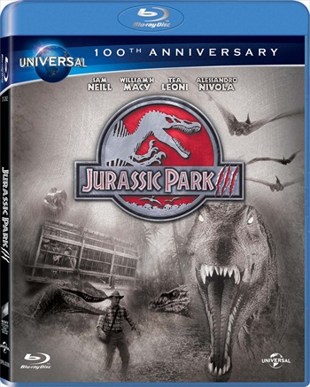 Jurassic Park III (2001) Dual Audio Hindi 720p BluRay 750mb
