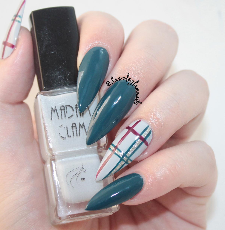 Dazzle Glam Nails   Nail Art Blog