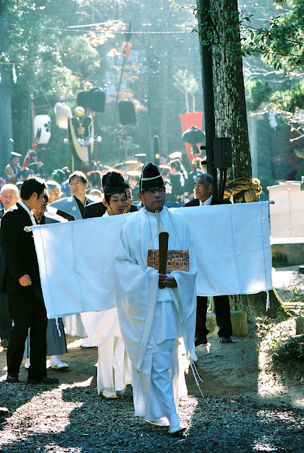Yamaguchi Tenjin Festival, November 23, Yamaguchi