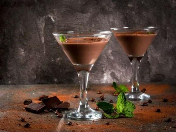 Mocktail De Chocolate