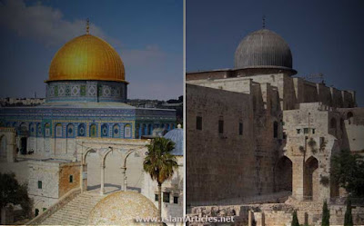 masjid al-aqsa sebenarnya