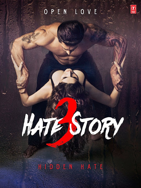 Hate Story 3 (2015) Movie Poster No. 2