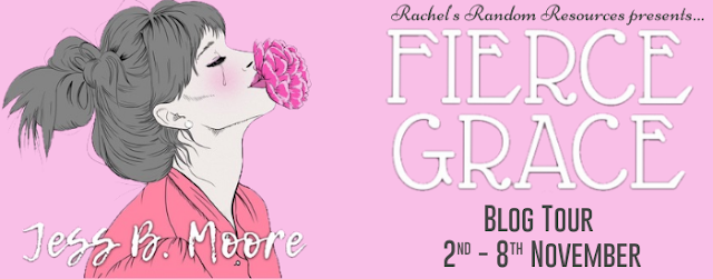 fierce-grace, jess-b-moore, book, blog-tour