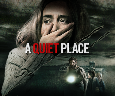 A Quiet Place |Hindi Dual Audio  HDRip 480p ESub x264
