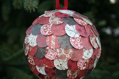 Como hacer adornos de navidad originales enrhedando - Adornos navidad originales ...