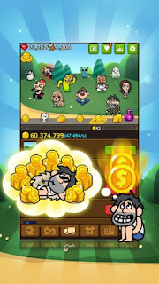 The Rich King (Gold Clicker) Apk Mod Terbaru