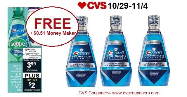 http://www.cvscouponers.com/2017/10/free-051-money-maker-for-crest-pro.html