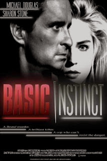 Basic Instinct movie - Paul Verhoeven, starring Sharon Stone and Michael Douglas
