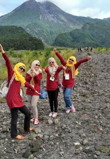 Lava Tour Merapi Jogja