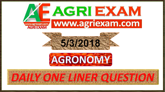 Agriculture Competitive Exam