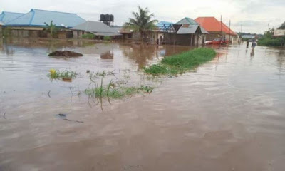Flooding: Gov Dickson Solicits NAF Support On Evacuation of Victims