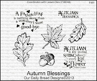 "ODBD ""Autumn Blessings"""