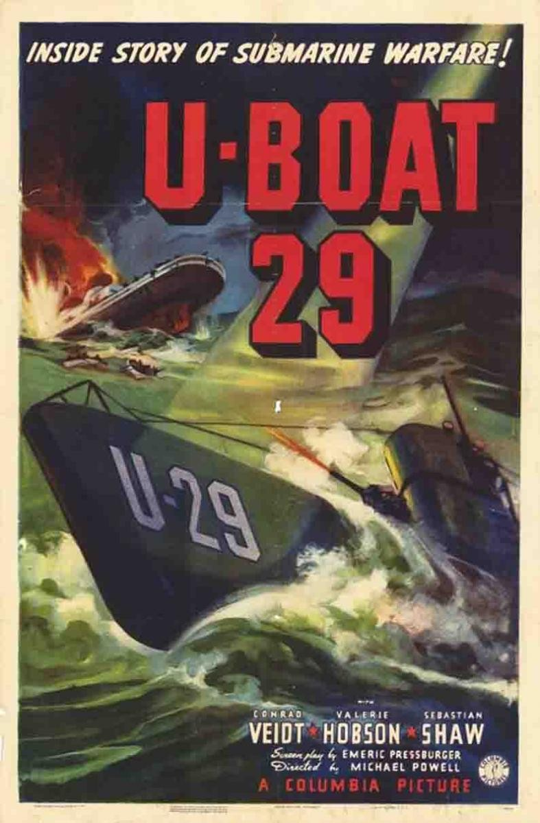 u boat movie