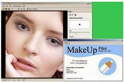 Membuat Wajah Lebih Cantik di Foto | Makeup Pilot v4 3.0 (Portable)