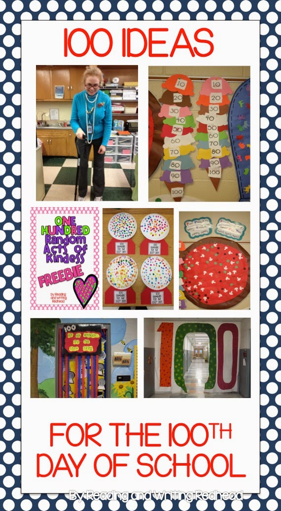 100 Days Of School Door Decorations | Decoratingspecial.com