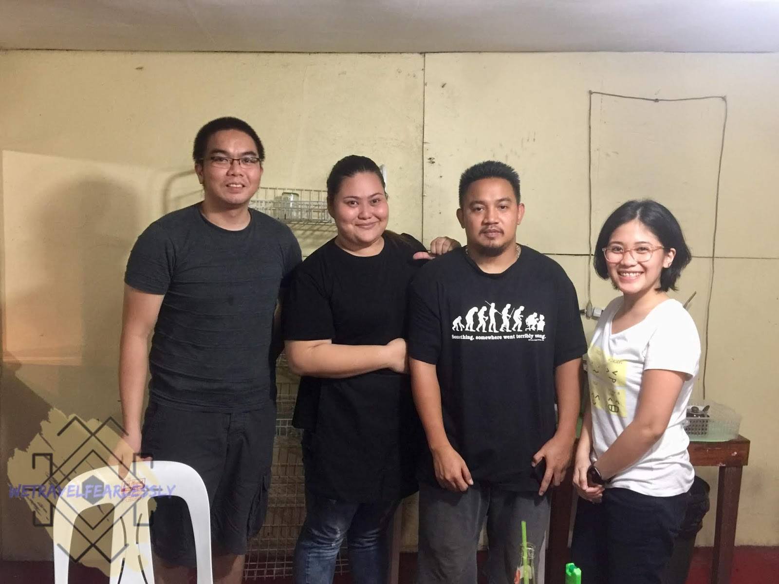 The owner of Tuki's Food Station in Manggahan, Pasig