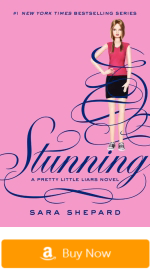 Pretty Little Liars Books - Stunning