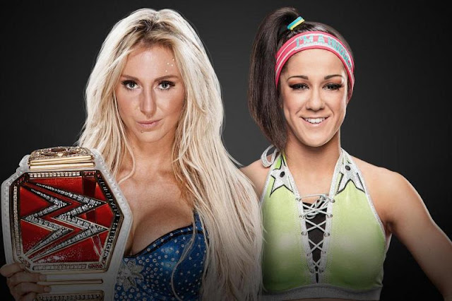 Bayley vs. Charlotte at WWE Payback 2017