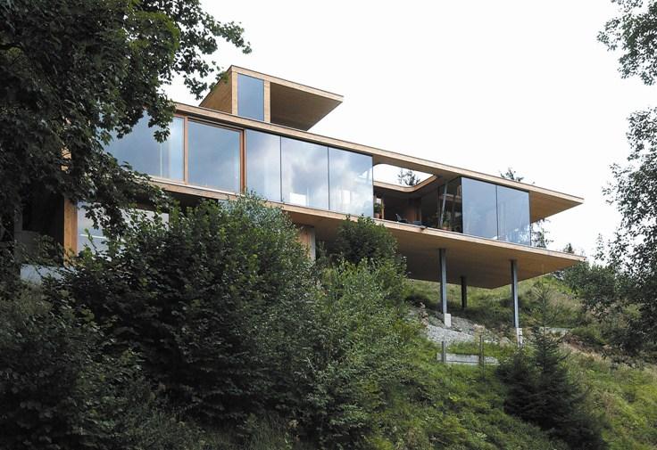 Construction Maison Individuelle Bois L Idée De La Maison