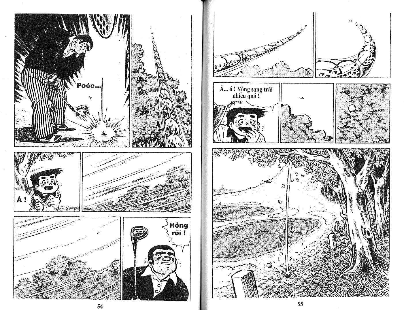 Ashita Tenki ni Naare chapter 18 trang 25