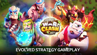 War Clash 1.0.0.10 Apk + Data for Android