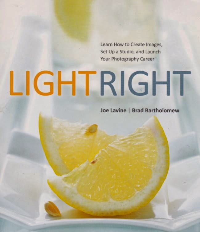 Light Right: 'Learn How to Create Images, Set up a Studio and Launch Your Photography Career'