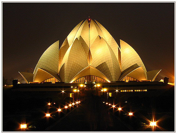 Lotus Temple Delhi Places4traveler Best Tourism