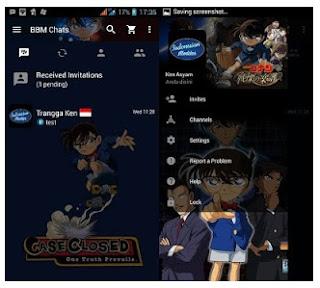 BBM Mod Conan V3.0.0.18 Apk