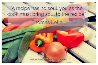 Food quote