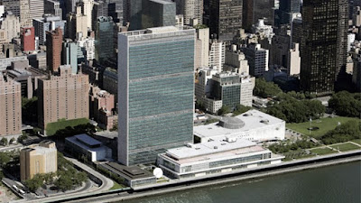 UN Headquarters NYC