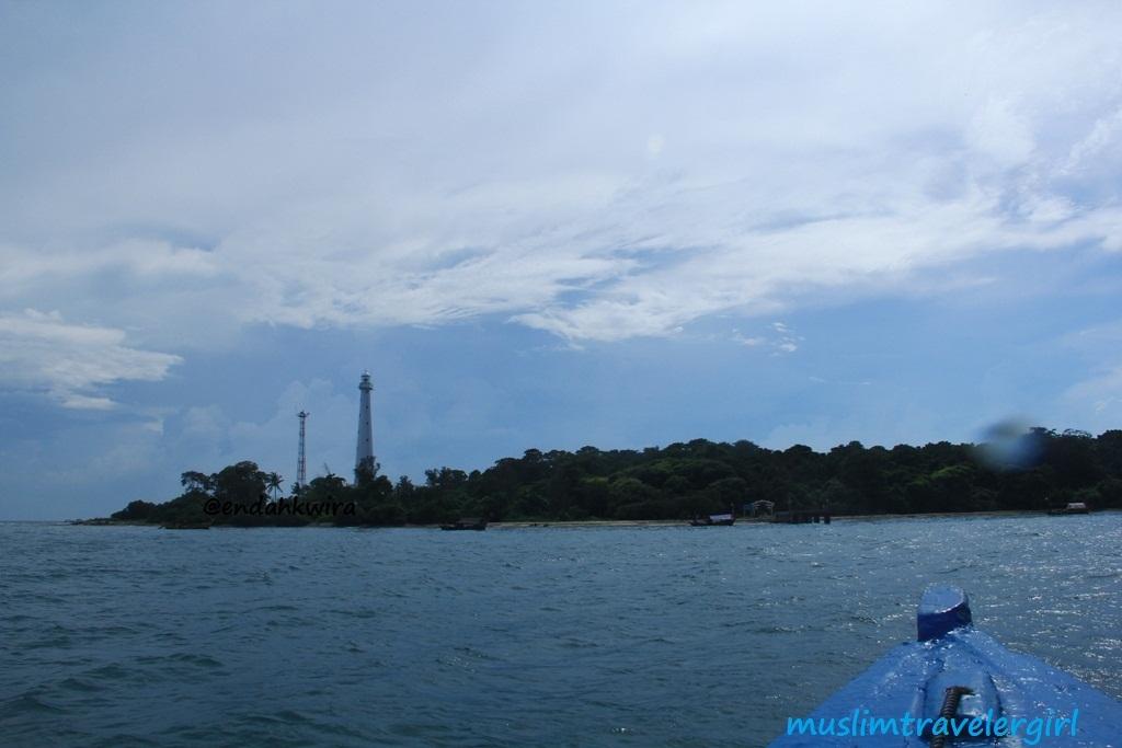 I M Muslim And A Backpacker Traveler Pulau Edam