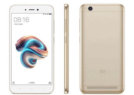 Xiaomi Redmi 5A To Go On Sale On Flipkart Today At 12 PM