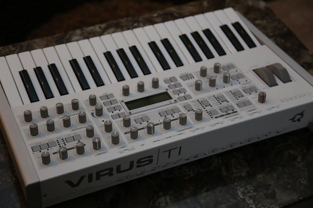 matrixsynth access virus ti polar keyboard synthesizer. Black Bedroom Furniture Sets. Home Design Ideas
