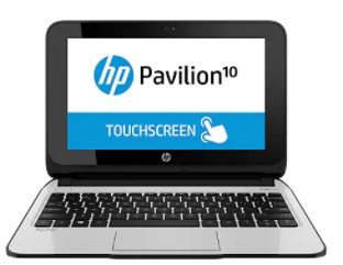 HP Pavilion 10 Touch 10-e000 Notebook PC Full Drivers