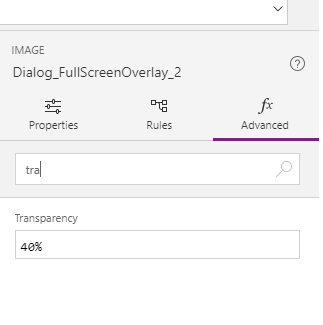 Persnickety about PowerApps: PowerApps: Modal Dialog or