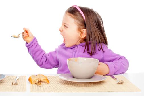 menjaga makanan sehat untuk anak