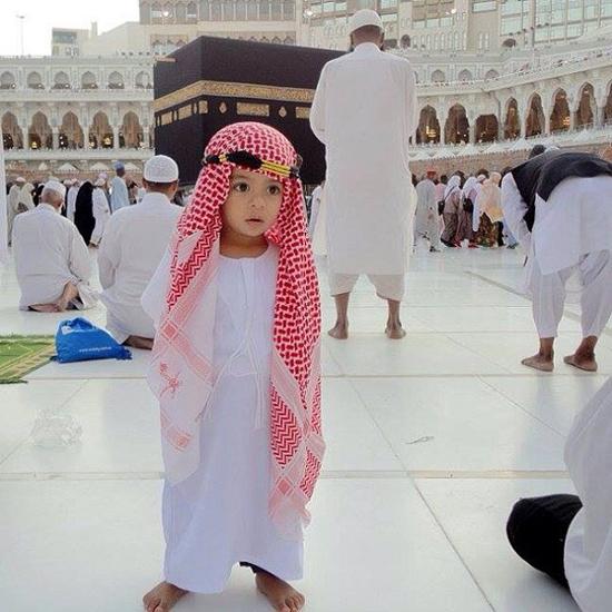 Tips Itikaf di Masjidil Haram Bersama si Kecil