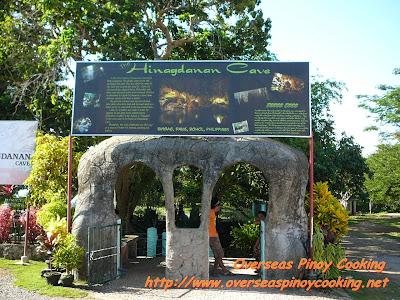 Panglao Hinagdanan Cave