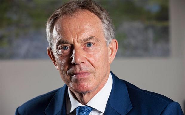 Le Royaume-Uni et Tony Blair sont directement accusés dans la guerre d'irak.