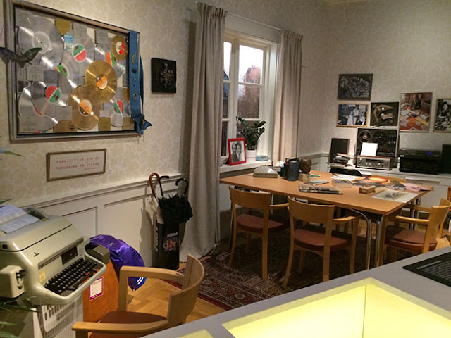 Stig Anderson's Office