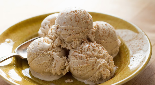 How to Make Cinnamon Vanilla Bean Ice Cream