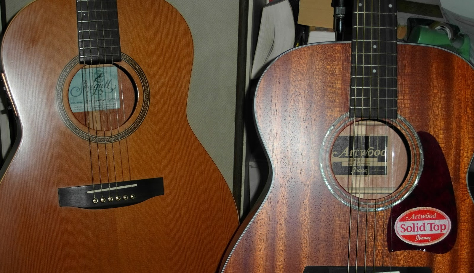 Acoustictwang Acoustic Guitar Solid Wood Vs Laminated Wood