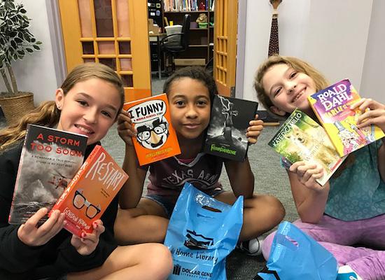Sbisd Grateful For Barbara Bushs Literacy Focus The School Zone