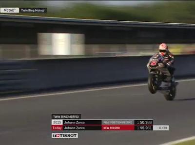 Hasil Lengkap Kualifikasi Moto2 Motegi, Jepang 2016