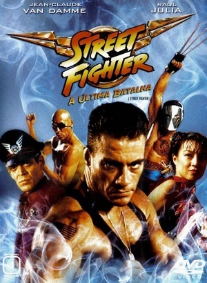 Street Fighter - A Última Batalha Blu-Ray