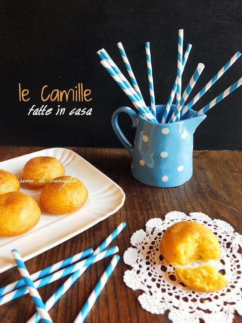 le Camille fatte in casa